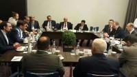 İran, Rusya, Irak ve Suriye güvenlik yetkilileri terörizmle mücadele vurgusu yaptı