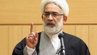 İran Başsavcısı, olayların harekat odasının ayrıntılarını açıkladı