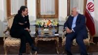 İran dışişleri bakanı Zarif, Bolivya dışişleri bakan yardımcısını kabul etti