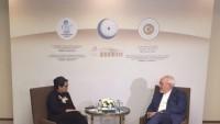 İran ve Endonezya dışişleri bakanları görüştü