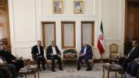 İran İslam Cumhuriyeti, Hamas Heyetini Ağırladı