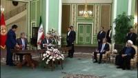 İran ve Kırgızistan arasında 8 işbirliği anlaşması