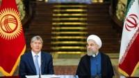 İran ile Kırgızistan, Ortak Bildiri yayımladı