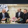 Lübnan Maliye Bakanı, İranlı yetkililerle görüştü