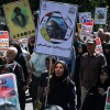 Tahran halkı: Füzelerimizi Tel aviv ve beyaz saraya yağdıracağız