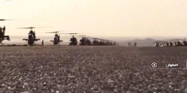 İran İslam Cumhuriyeti Ordusu İsrail Ve ABD'ye 12 Bin Askerlik Tatbikatla Mesaj Verdi