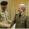 İran ve Pakistan savunma bakanları görüştü