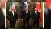 İran, Türkiye ve Rusya, Moskova toplantısının ardından ortak deklarasyon yayınladı