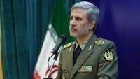 İran Savunma Bakanı'ndan Suriye'ye tebrik mesajı