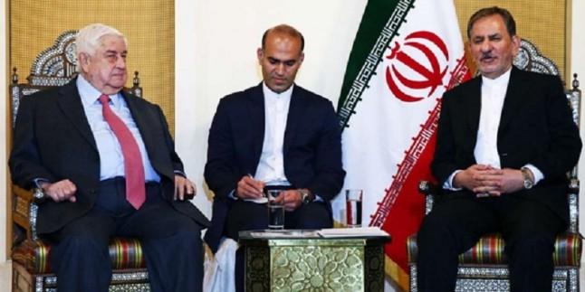 Cihangiri: İran kesin zafere kadar Suriye'nin yanında