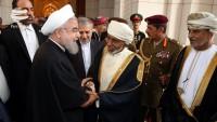 İran Cumhurbaşkanı Ruhani, Umman'dan Kuveyt'e geçti