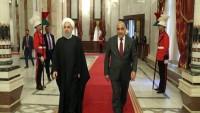 Iraklı Parlamenter: Ruhani'nin Irak ziyareti Siyonizm ve Amerika'yı kızdırmıştır