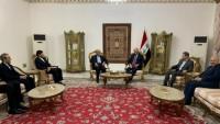 İran büyükelçisi ve Irak cumhurbaşkanı bölgedeki durumu ele aldılar