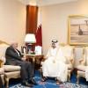 Zarif, Katar Başbakanı ile görüştü