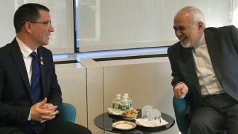 İran Dışişleri Bakanı Cevad Zarif, Venezuelalı mevkidaşıyla görüştü
