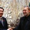 İran meclis başkanı Laricani, Vietnam Parlamento Heyeti ile görüştü