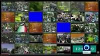 Video: İran İslam Cumhuriyeti'nde Düzenlenen Kudüs Günü Yürüyüşünden Görüntüler