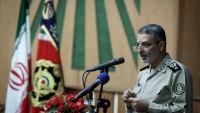 İran Ordusu'nun amacı sadece savaşmak değil