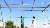İran İslam Cumhuriyeti'nde 2 Irz Düşmanı Daha Halkın Gözü Önünde İdam Edildi