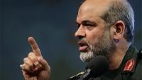 General Vahidi: Fransızlar, İran'ın Füze Gücü Hakkında Açıklama Yapamaz