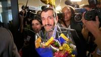 ABD'ye giren İranlı Ali'ye özel karşılama