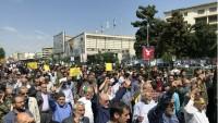 """İran genelinde """"Dünya Kudüs Günü"""" gösterileri düzenlendi"""