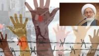 Bahreyn Halkı Şeyh İsa Kasım'ı Desteklemekten Vazgeçmeyecek