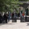 Siyonist İsrail Rejimi: Mescid-i Aksa girişindeki metal dedektörler kaldırılmayacak