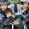 Arap Kıyafeti Giyen İşgal Askerleri Filistinli 9 Çocuğu Gözaltına Aldı