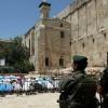 İşgal Güçleri İbrahim El-Halil Camii'ni Tüm Gün Kapattı