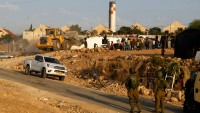 Siyonist İsrail Rejimi Filistinlilerin Evlerini Yıktı