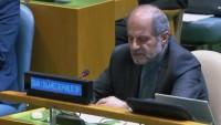 İran'ın Birleşmiş Milletler büyükelçisi ABD'yi ve Kanada'yı insan hakları için eleştirdi