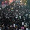 Pakistan'da Suudi rejimi karşıtı gösteri düzenlendi