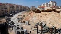 Siyonist İsrail, Gazze Şeridi sınırları yakınlarında 5300 konut yapma projesini onayladı