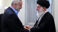 Hamas Lideri Heniyye'den İmam Ali Hamaney'e Teşekkür Mektubu…