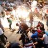 Siyonist İsrail askerlerinin yaraladığı Filistinlilerin sayısı 4 bine yaklaştı