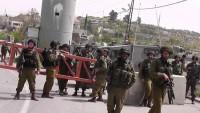 İşgal Güçleri Bu Sabah Batı Yaka'da 10 Filistinliyi Gözaltına Aldı