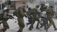 Siyonist İsrail Güçleri Hamas'a Yakın Öğrenci Liderlerini Tutukladı
