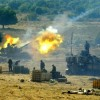 Lübnan Sınırından İsrail Topraklarına 3 Adet Füze Düştü, Siyonist İsrail Topçu Birliği Lübnan'ın Sınır Bölgelerini Top Atışına Tuttu