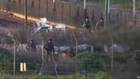 Korsan İsrail, Lübnan sınırına keşif sistemi kurdu