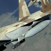 Siyonist İsrail uçakları, İzzeddin el-Kassam Tugayları'na ait askeri hedefi vurdu