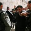 Siyonist İsrail Güçleri Kudüs ve El-Halil'de 8 Filistinliyi Gözaltına Aldı