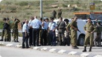 Siyonist İsrail Güçleri Bu Sabah Batı Yaka'nın Kuzeyinde Filistinli 120 İşçiyi Tutukladı