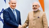 Siyonist İsrail ile Hindistan arasında 7 anlaşma imzalandı