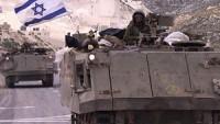 Siyonist İsrail ordusu Gazze sınırında tatbikat başlattı