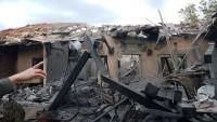 Tel Aviv'in Kuzeyine İki Füze Düştü, 7 Yerleşimci Yaralandı