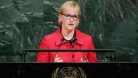 İsveç Dışişleri Bakanı: NATO ve ABD`nin tehditleri umrumuzda değil