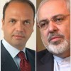 İran ve İtalya Dışişleri Bakanları G-7 Dışişleri Bakanları bildirisini incelediler