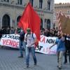 İtalya'da öğrenciler hükümeti protesto etti