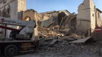 İtalya'da 6.5 büyüklüğünde deprem meydana geldi